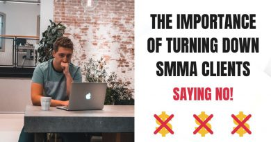 Turning Down SMMA Clients & When To Say NO! (Social Media Marketing Agency)