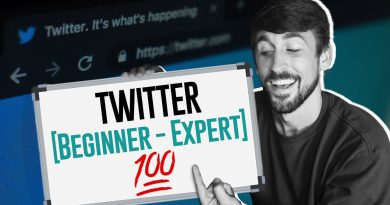 Twitter Marketing For Beginners & Experts