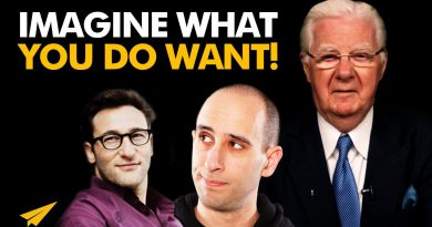 Use Your IMAGINATION to BUILD the WORLD You Want | Bob Proctor | #Entspresso