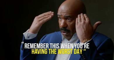 WHEN LIFE HITS YOU | Steve Harvey Motivational Speech On Success 2019