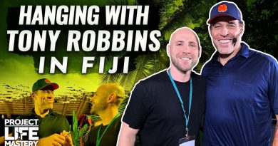 What I Learned Masterminding With Tony Robbins In Fiji