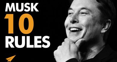 What Makes Elon Musk SUCCESSFUL in EVERYTHING He Does | Top 10 Rules