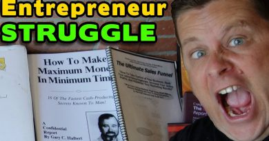 What They Don't Tell You About Making Money Online And Entrepreneurship!