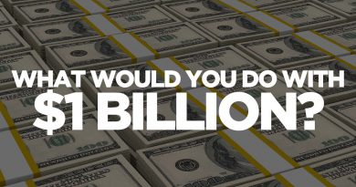 What Would You Do with $1 Billion: The G&E Show