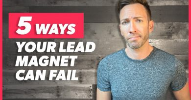 Why Your Lead Magnet Isn't Working — & How to Fix It!