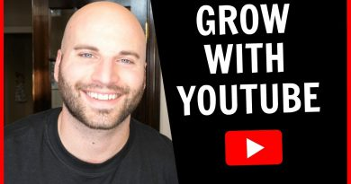 YOUTUBE MONEY - Why YouTube Is The Best Way To Grow Your Online Brand