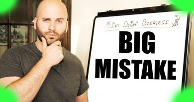 #1 MISTAKE NEWBS MAKE WHEN STARTING A BUSINESS