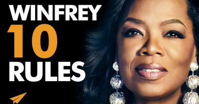 10 Life-Changing LESSONS From Oprah Winfrey