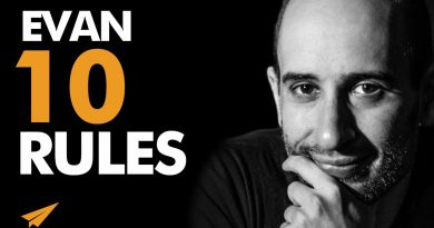 10 SUCCESS Strategies That Will Help You Achieve ANYTHING | Evan Carmichael