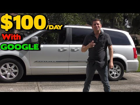 $100 A Day With Google? (simple method explained)