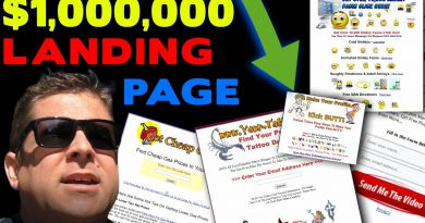 13 High Converting Landing Page Types For Affiliate Marketers + $1,000,000 Landing Page Reveal