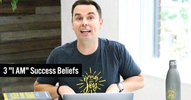 """3 """"I AM"""" Success Beliefs"""
