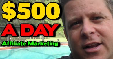$300 - $500 a day with affiliate marketing - super easy for beginners + Marcus' Secret Weapon :-)