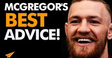5 Pieces of Life Changing ADVICE from Conor McGregor | #MentorMeConor