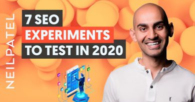 7 SEO Experiments to Test in 2020