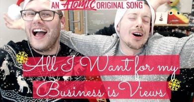 All I Want for My Business is Views | A Marketing Sing Song 🎄