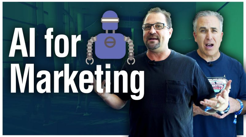 Artificial Intelligence and Marketing: The Future Is Here