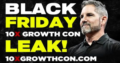 Black Friday 10X Growth Conference LEAK!