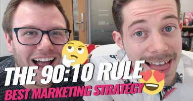 Content Planning: The 90:10 Rule to Do Less & Achieve More 🔥