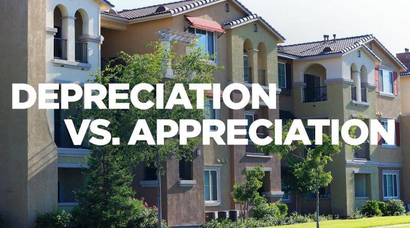 Depreciation vs. Appreciation | Real Estate Made Simple