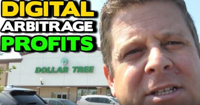 Dollar Tree Retail Store Arbitrage VS Digital Ad Arbitrage - Easy Way To Profit Online