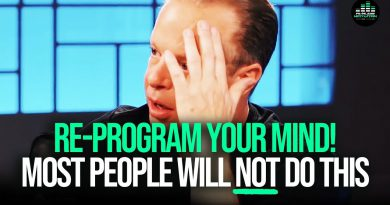Dr. Joe Dispenza on How To Reprogram Your Mind For Success