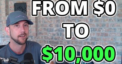 From $0 - $10,000 Per Month - What To Expect Climbing The Stairway To Success