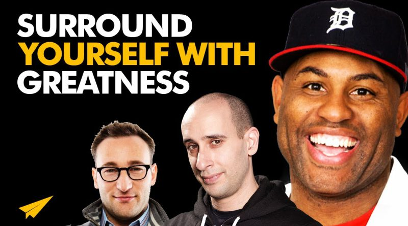 Get Yourself SURROUNDED With SUCCESS! | Eric Thomas | #Entspresso