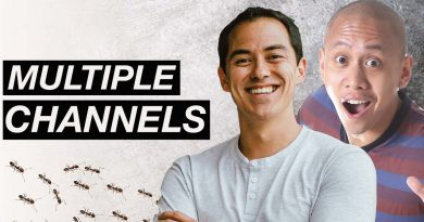 How To Be Successful With Multiple Channels On Youtube with Mikey Bustos