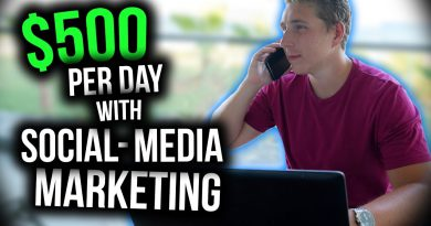 How To Earn $500 Per Day with Social Media Marketing Agency (SMMA)
