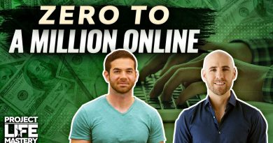 How To Go From Zero To $1 Million With An Online Business | Ryan Moran