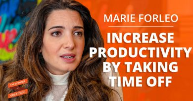 How To Increase Productivity | Marie Forleo and Lewis Howes