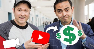 How To Turn Your YouTube Channel Into A Business [with Pat Flynn]