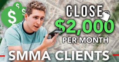 How to Close $2,000+ SMMA Clients Easily (For Beginners)