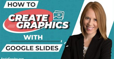 How to Create Social Media Graphics with Google Slides