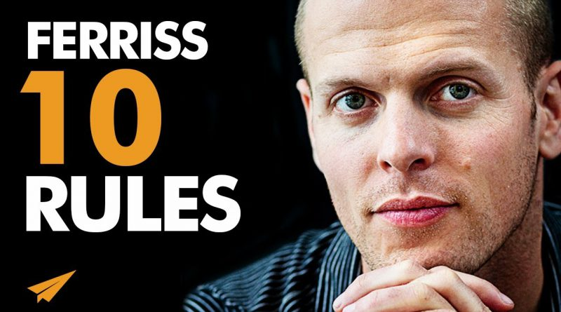 How to FOCUS, Conquer Your FEARS & Take ACTION on Your IDEAS | Tim Ferriss