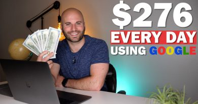 How to Make $276 Per Day Using Google (SIMPLE Trick!)