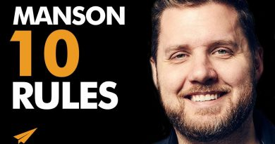 How to Turn Your PROBLEMS & STRUGGLES Into SUCCESS | Mark Manson