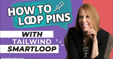 How to Use Tailwind SmartLoop to Loop Your Pins on Pinterest
