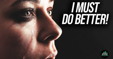 I Must Do Better! (Motivational Video)