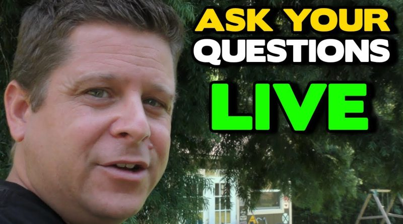 LIVE Affiliate Marketing + Make Money Online Questions And Answers