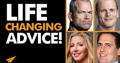 Life Changing Advice From Entrepreneurs featured on HBO'S Billions | #BelieveLife