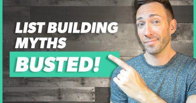 List Building Myths (& The Truths Behind Them)