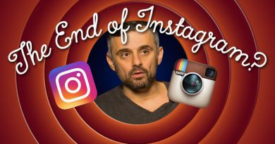 NEWS FLASH: This Could Be the Beginning of the End for Instagram | DailyVee 573