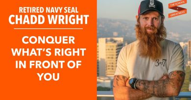 Navy Seal Mindset For Living Your Best Life With Chadd Wright and Lewis Howes