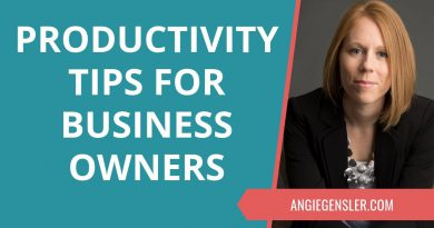 Productivity Tips for Entrepreneurs