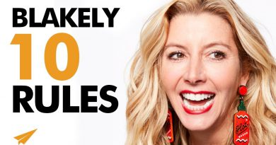 RAGS to RICHES Story of the Founder of SPANX | Sara Blakely