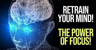RETRAIN YOUR MIND - Motivational Video Compilation