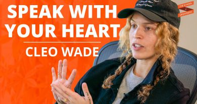 Speak With Your Heart And Create a Big Life With Cleo Wade and Lewis Howes