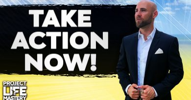 TAKE MASSIVE ACTION NOW! | Stefan James Motivation